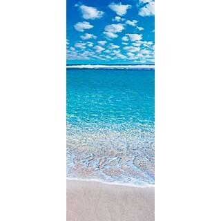 Haim Laferie 'Sandy Beach' Plexi Photography