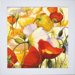 Shirley Novak, Poppies Up Close