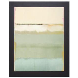 Caroline Gold 'Noon ll' Framed Art Print