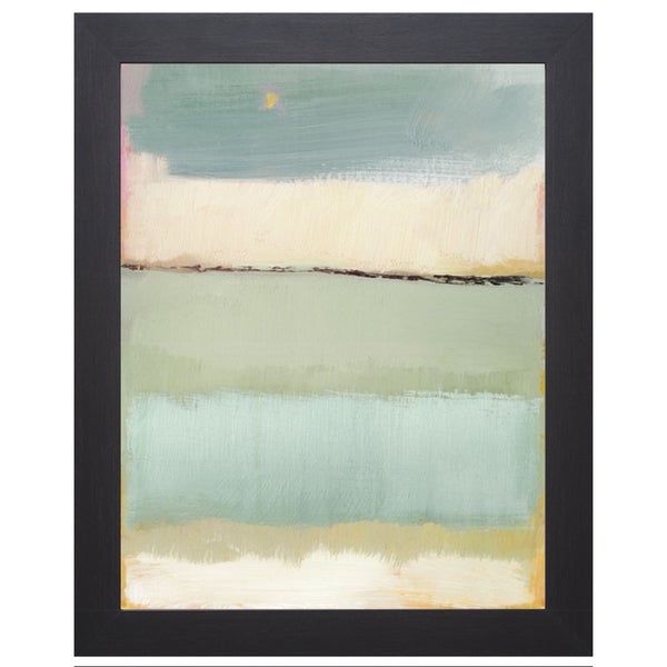 Caroline Gold 'Noon l' Framed Art Print