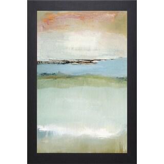 Caroline Gold 'Floating World' Framed Art Print