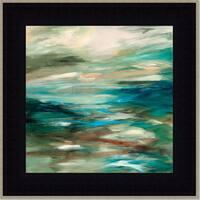 G.A. Hickman 'Begin' Framed Art Print