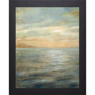 Danhui Nai 'Serene Sea II' Framed Artwork