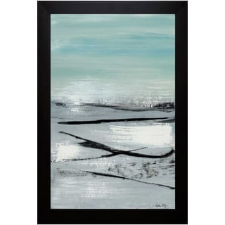 Beach ll By Heather McAlpine Framed Art Print (22 x 28)