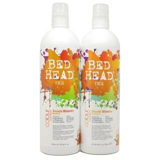 TIGI Dumb Blonde 25.3-ounce Tween Shampoo/ Conditioner Duo