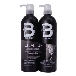 TIGI Clean Up 25.3-ounce Shampoo/ Condtioner Duo