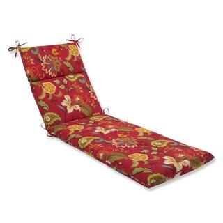Pillow Perfect Outdoor Tamariu Alfresco Valencia Chaise Lounge Cushion