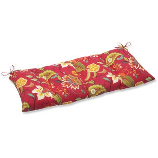 Pillow Perfect Outdoor/ Indoor Tamariu Alfresco Valencia Swing/ Bench Cushion