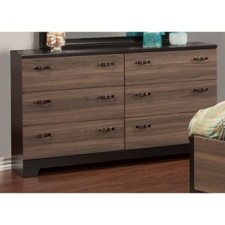 Sandberg Furniture Nova 6-drawer Dresser