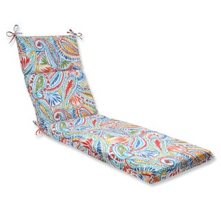 Pillow Perfect Outdoor Ummi Multi Chaise Lounge Cushion