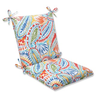 Pillow Perfect Outdoor Ummi Multi Squared Corners Chair Cushion