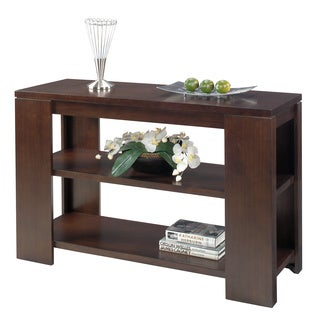 Waverly Vintage Walnut Sofa Table