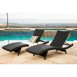 buy wicker outdoor chaise lounges online at overstock com our best