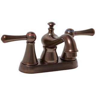 Premier Sonoma Lead-free Centerset Two-handle Oil Rubbed Bronze Bathroom/ Lavatory Faucet