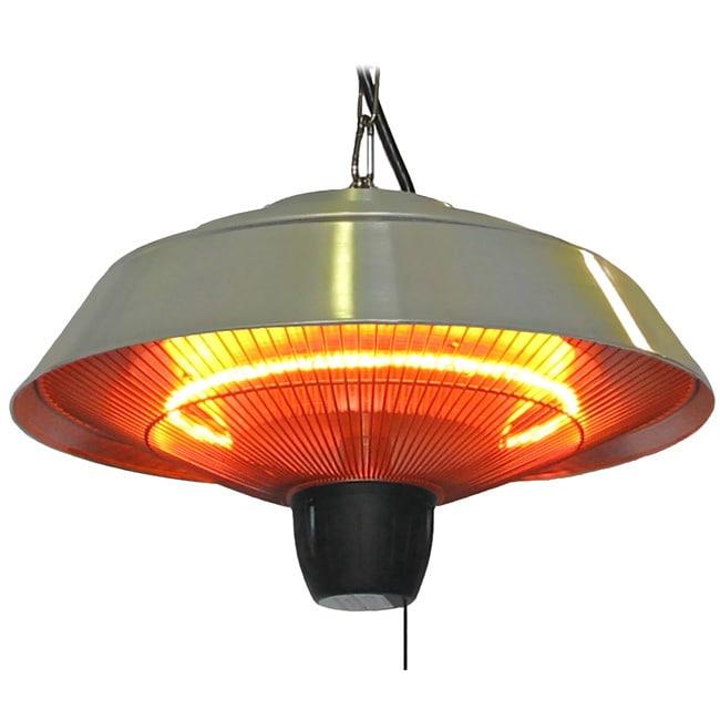 Radiant EnerG+ Outdoor Hanging Infrared Patio Heater (Sta...