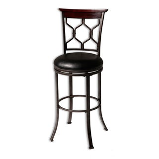 Tallahassee 26 or 30-inch barstool by Fashion Home