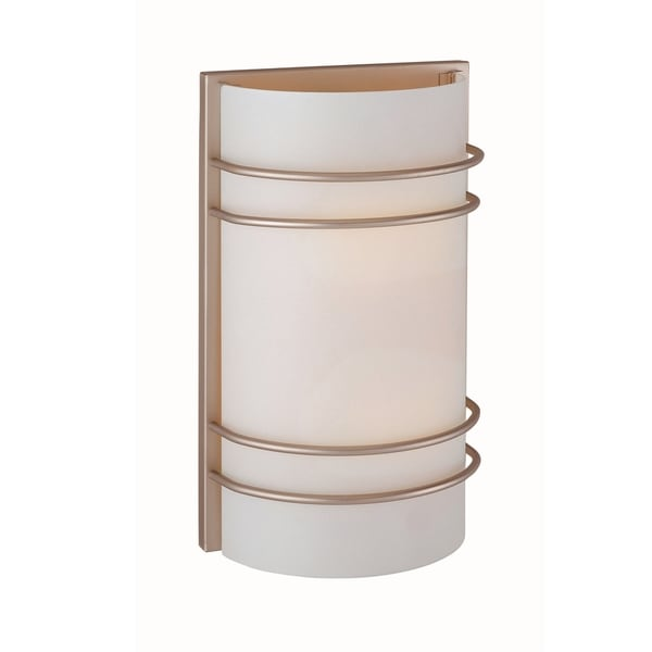 Lite Source Strokes 2-light Wall Sconce