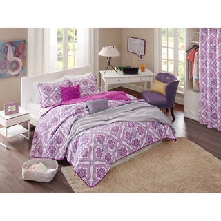 Intelligent Design Audrey 5-Piece Coverlet Set