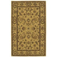 Nourison India House Gold Oriental Rug (5' x 8')