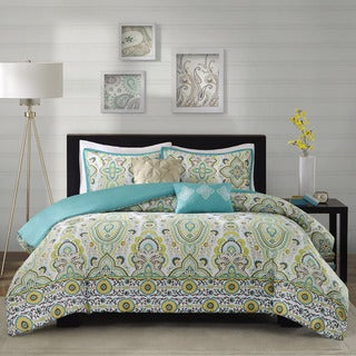 Intelligent Design Ellie 5-Piece Duvet Cover Set (2 options available)