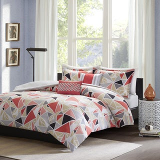 Intelligent Design Alicia 5-Piece Duvet Cover Set