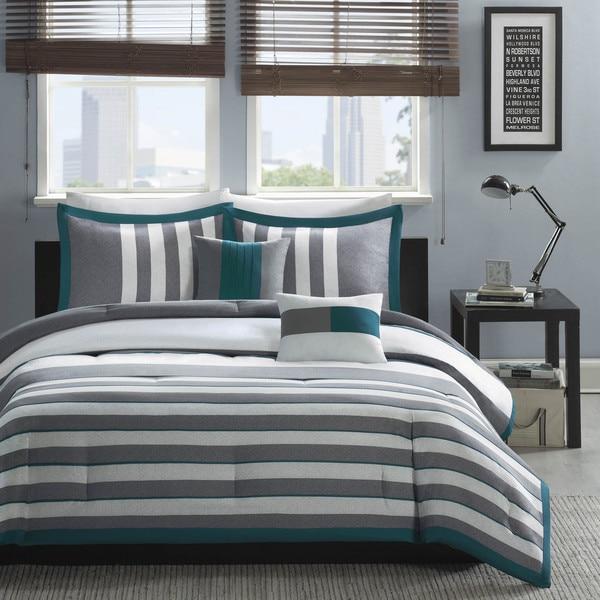 Intelligent Design Anthony 5-piece Comforter Set