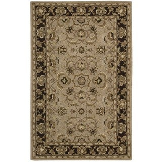 Nourison India House Taupe Oriental Rug (5' x 8')