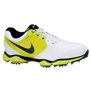 Nike Men's Lunar Control II White/ Slime/ Black Golf Shoes|https://ak1.ostkcdn.com/images/products/9773017/P16943053.jpg?impolicy=medium