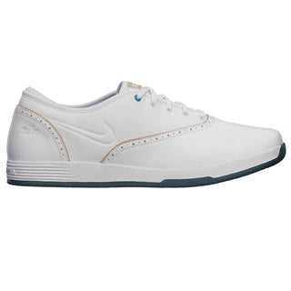 Nike Womens Lunar Duet Classic White/ Tan Golf Shoes (2 options available)