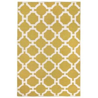 Floor Pattern Outdoor Rug (3'6X5'6)