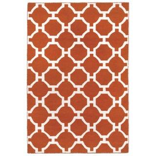 Floor Pattern Outdoor Rug