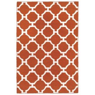 Floor Pattern Outdoor Rug (5'X7'6)