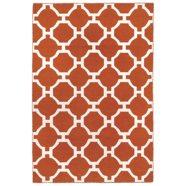 Shop Floor Pattern Outdoor Rug 7 6x9 6 On Sale Free Shipping