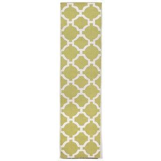 Floor Pattern Outdoor Rug (2'X8')