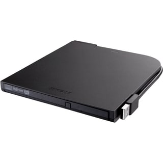 Buffalo MediaStation 8x Portable DVD Writer with M-DISC Support (DVSM