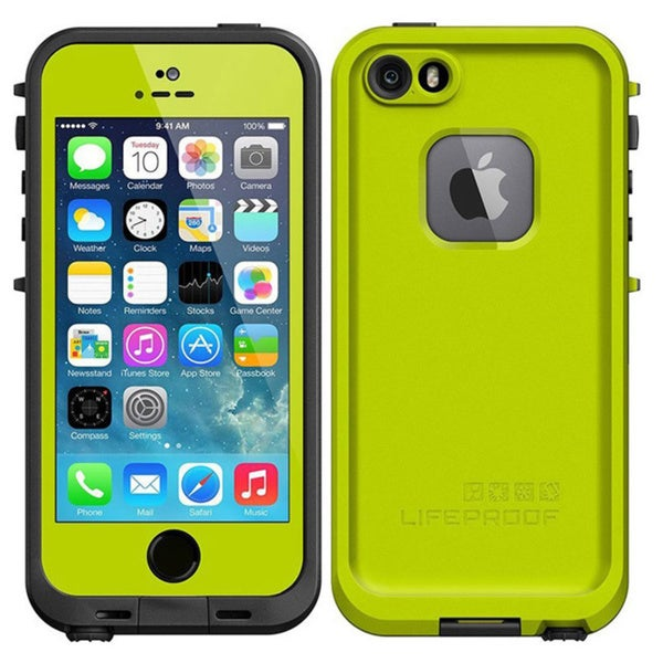 Shop LifeProof Case for Apple iPhone 5 5s (Fre Series) - Free Shipping On  Orders Over  45 - Overstock - 9775289 ae4189c77