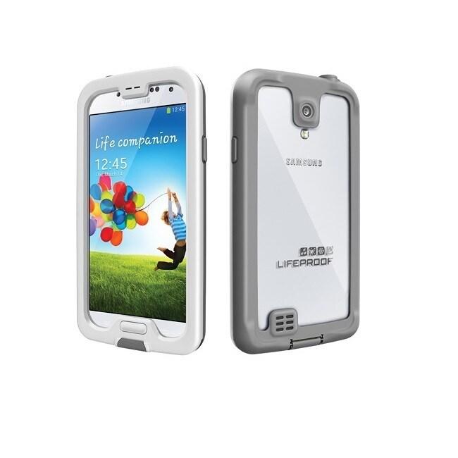 LifeProof Case for Samsung Galaxy S4 (Nuud Series) (Glaci...