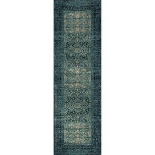Emerson Indigo Runner Rug (2'4 x 7'9)|https://ak1.ostkcdn.com/images/products/9775364/P16945358.jpg?impolicy=medium