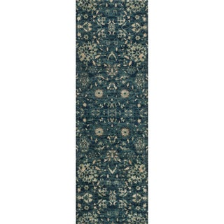 Emerson Floral Lace Runner Rug (2'4 x 7'9)