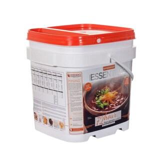 Emergency Essentials Premier 4-Person 72-Hour Food Bucket