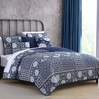 Link to Modern Threads Le Port 6-piece Reversible Quilt Set Similar Items in Quilts & Coverlets