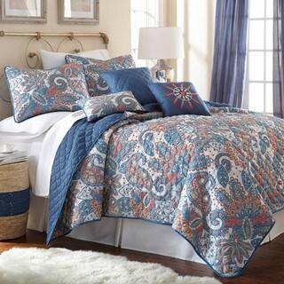 Amraupur Overseas Arcadia 6-piece Quilt Set