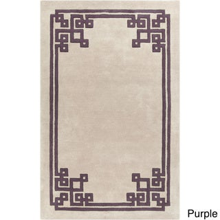 Hand-Tufted Kadence Indoor Wool Rug (5' x 8')