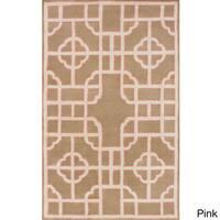 Hand-Tufted Julissa Indoor Wool Area Rug - 8' x 11'