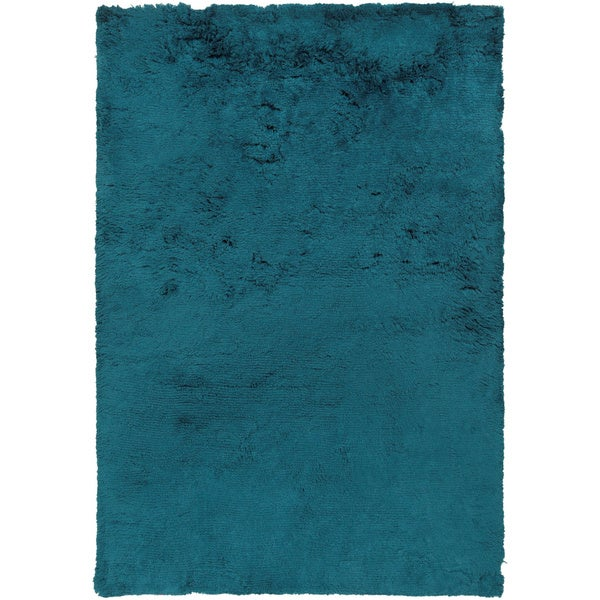 Hand-Tufted Layne Solid Area Rug - 8' x 10'
