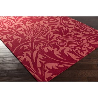 Hand-Tufted Edwards Contemporary Wool Rug (3'3 x 5'3)