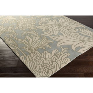 William Morris : Hand-Tufted Floyd Contemporary Wool Rug (2' x 3')