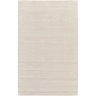 Handmade Emery Solid Cotton Area Rug