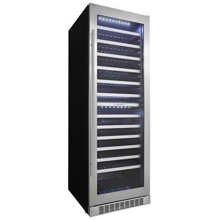 Danby Silhouette Professional Series 24-inch Stainless Steel Integrated Wine Cooler