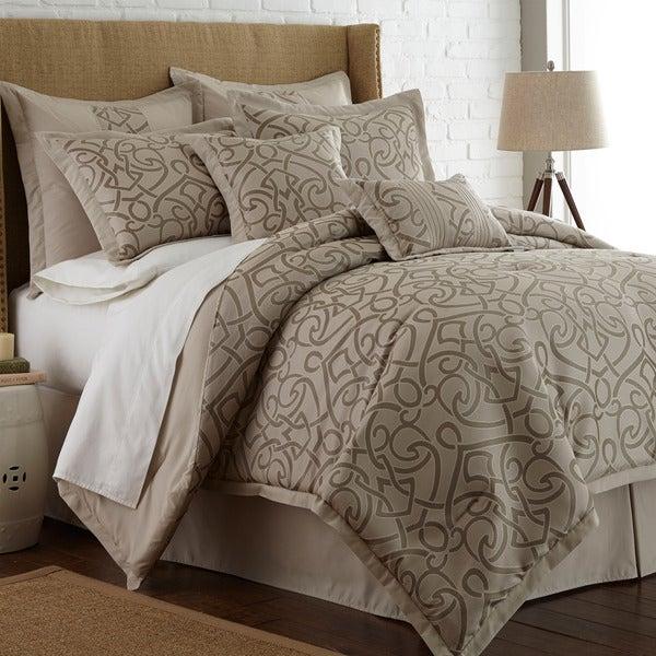 Amraupur Overseas Danika 8-piece Comforter Set